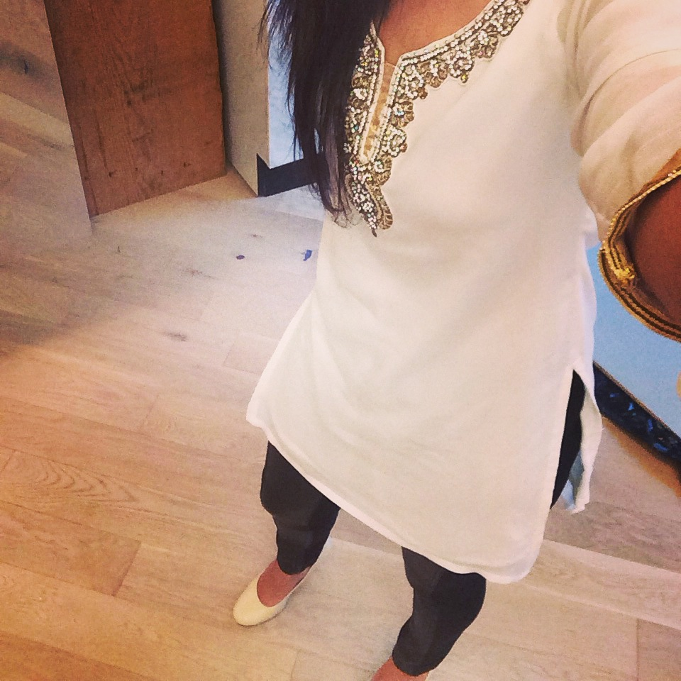 kurti with jeggings