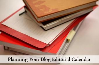 Editorial Calendar Feature