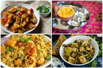 Paneer recipes to try