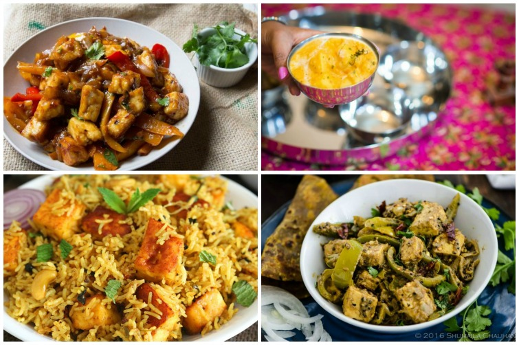 7 Delicious Paneer Recipes to Try