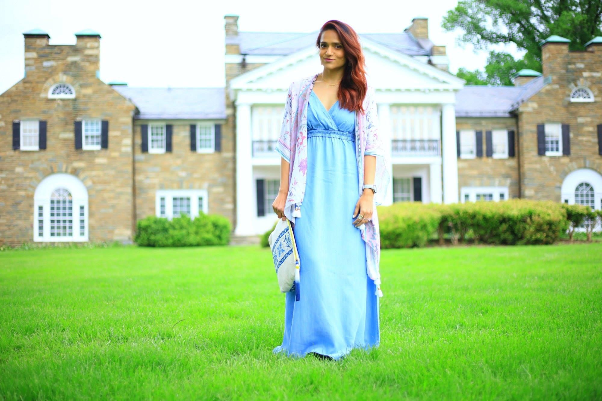 SABN- Maxi dress