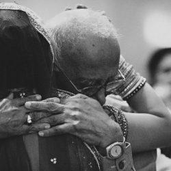 Grandfather-crying-at-granddaughters-vidai